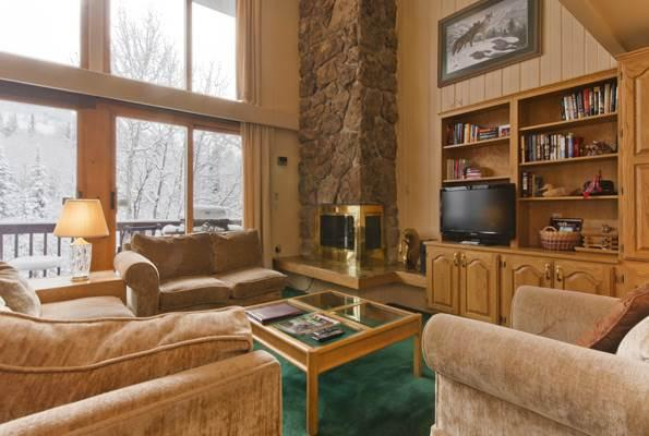 Storm Meadows Townhouses - STH10 - Image 1 - Steamboat Springs - rentals
