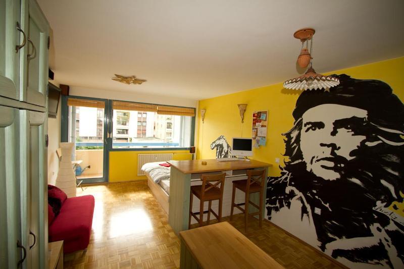 Funky apartment in city centre - Image 1 - Ljubljana - rentals