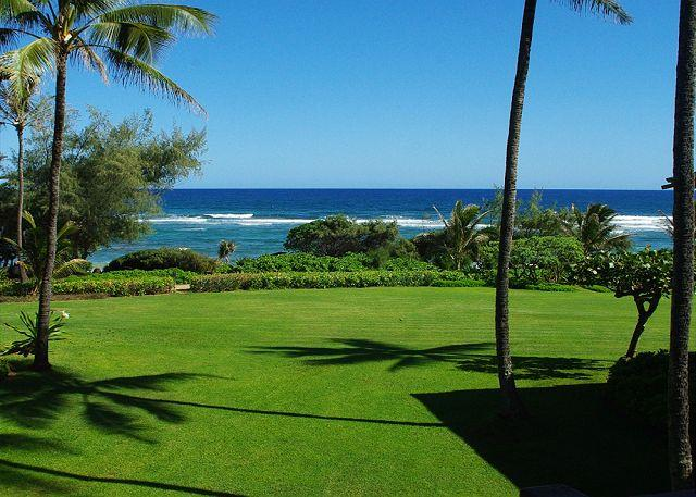 Kaha Lani 213: Wailua Bay view 2br/2ba on the Coconut Coast, at Lydgate Park - Image 1 - Lihue - rentals