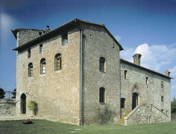 Villa Bella Villa rental in Chiusdino, near Siena and Montepulciano - Tuscany - Image 1 - Chiusdino - rentals