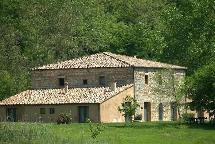 Abbazia - Casa Sarteano Val d'Orchia villa rentals - Image 1 - Sarteano - rentals