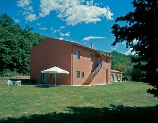 Abbazia - Casa Crete Renta villa near Siena - Val d'Orchia - Image 1 - Sarteano - rentals