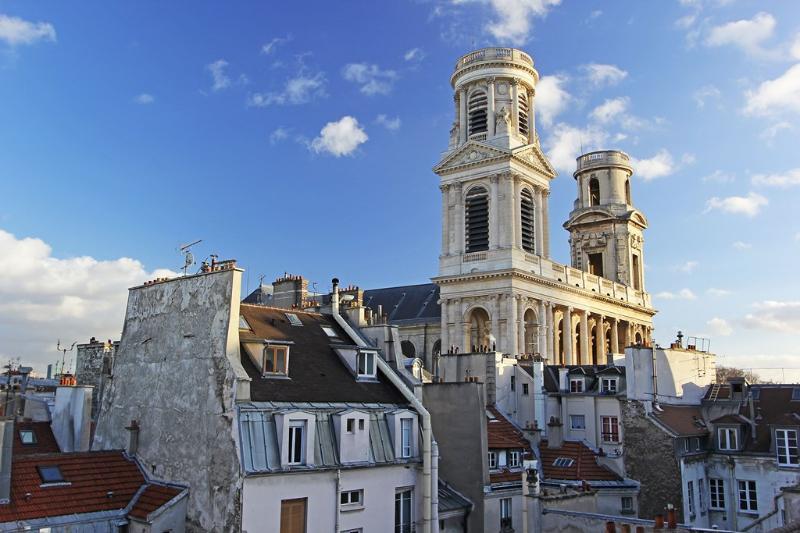 Exceptional One Bedroom Paris View Saint Sulpice - Image 1 - Paris - rentals