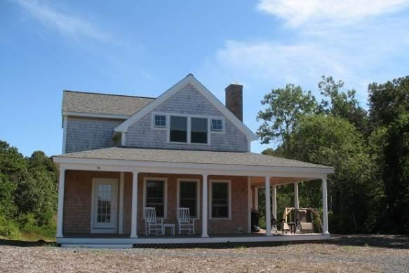 Lovely Contemporary Farmhouse - WLIPE - Image 1 - Truro - rentals