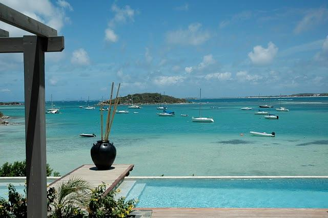 Villa Pinel - Ideal for Couples and Families, Beautiful Pool and Beach - Image 1 - Orient Bay - rentals