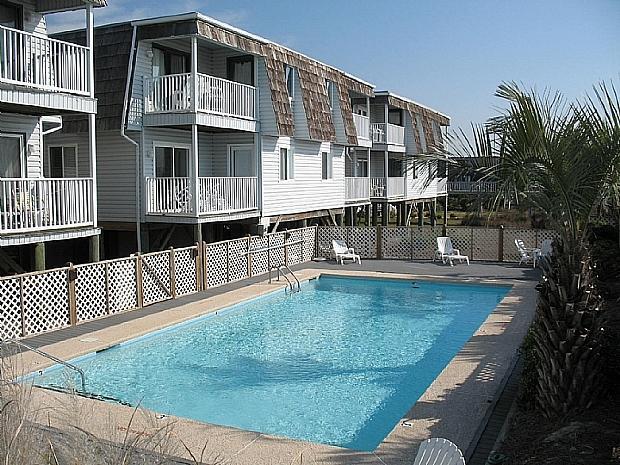 Ocean Isle Villas - Ocean Isle Villas D2 - Carter - Ocean Isle Beach - rentals