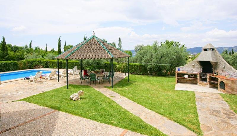 La Oliva- Luxury villa close to Ronda - Image 1 - Ronda - rentals