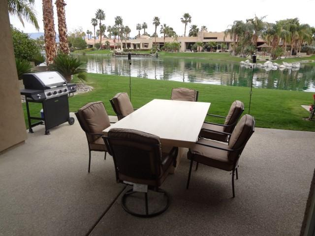 Lake Front Dining - PGA West Lake Front - La Quinta - rentals