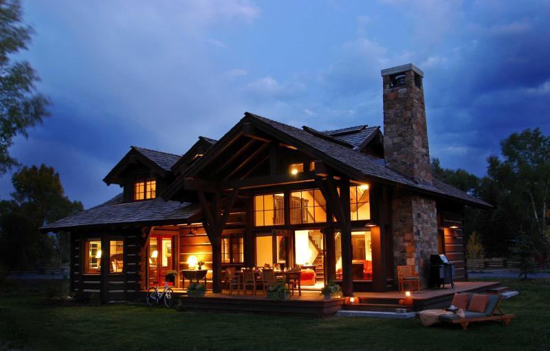 Bear Trap Cabin - Image 1 - Jackson - rentals