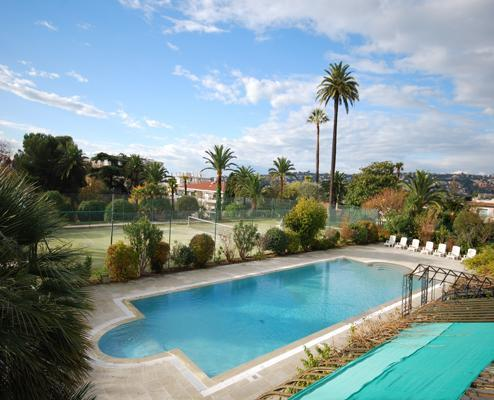 Matisse- Affordable 1 Bedroom Mezzanine Apartment in Nice, with a Pool - Image 1 - Nice - rentals
