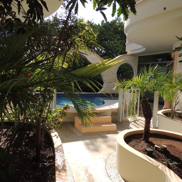 small shared pool - Apartment in Playa del Carmen - Playa del Carmen - rentals