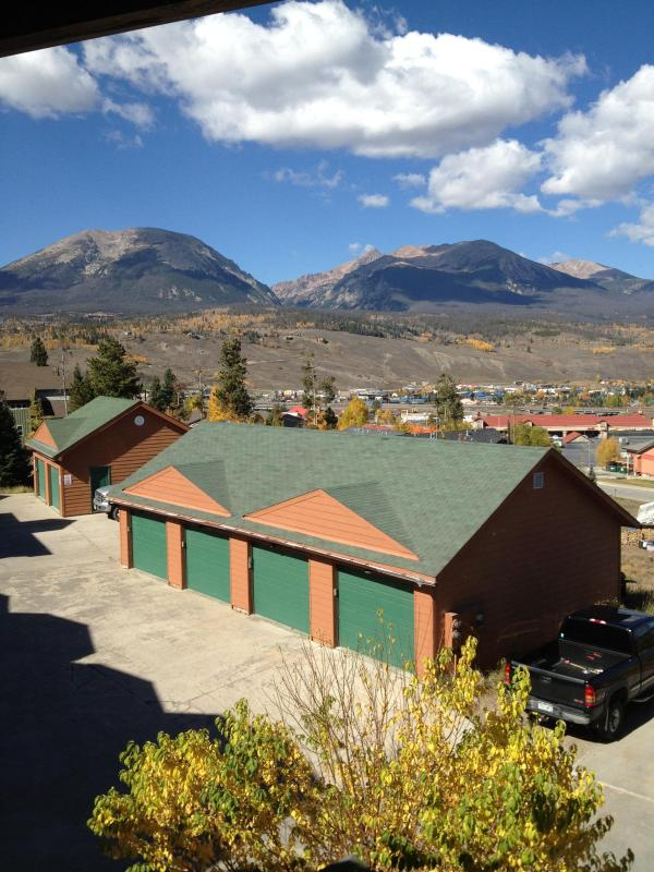 View from Complex - Convenient Summit County Colorado Studio - Dillon - rentals