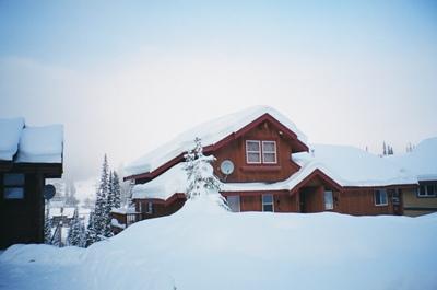 Street View Winter - Vacation Homes - Howard's Haven - Sun Peaks - rentals