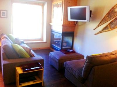 Living Room TV - Crystal Forest Condos - 23 - Sun Peaks - rentals
