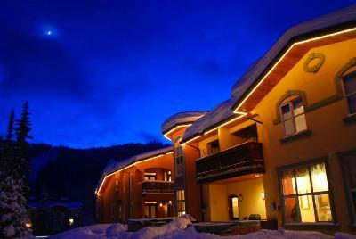 Night View - Crystal Forest Condos - 68 - Sun Peaks - rentals