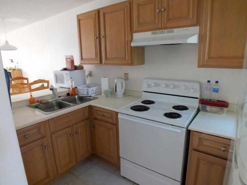 Fully Equipped Kitchen - Villa 230C, South Finger, Jolly Harbour - Johnson's Point - rentals