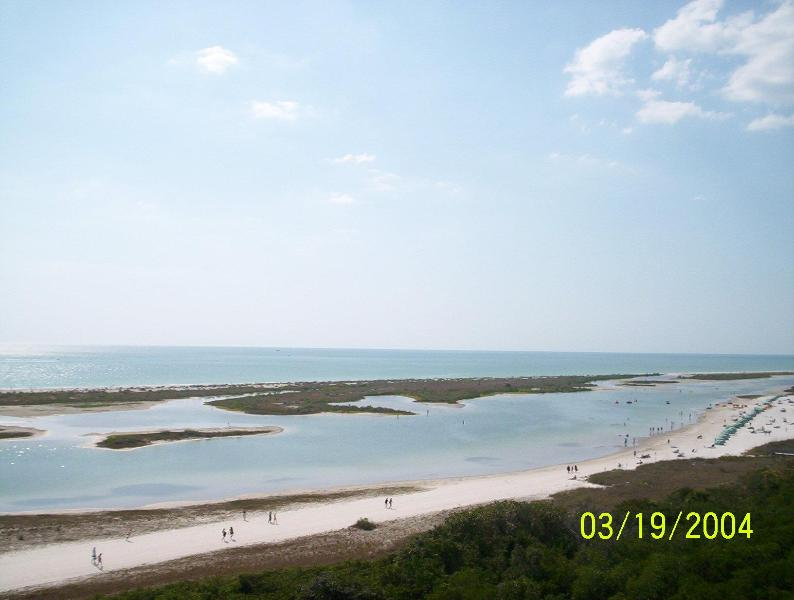 View from Balcony - Marco Island Beachfront 2-Bedroom / 2-Bath Condo - Marco Island - rentals