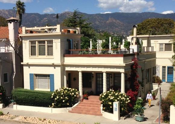 "Historic Triplex w/ Rooftop Gardens - ""Chapala Gardens"" - Historic West Beach : Unit-3 - Santa Barbara - rentals"