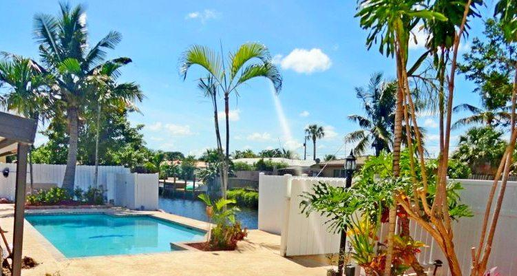 Paridise! - Resort House Heated Pool Boat Dock & Ocean Access~ - Fort Lauderdale - rentals