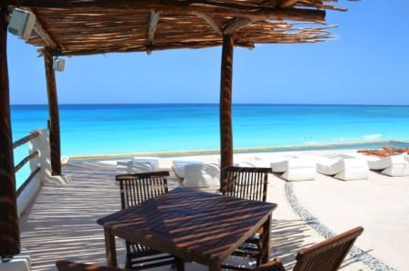 Launge Tables - Best Loft on the Best Beach  03 - Cancun - rentals