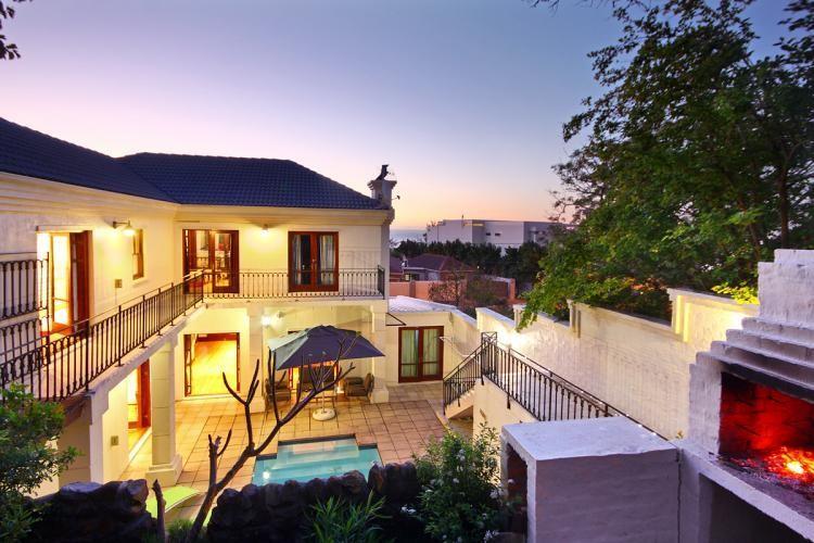 CENTRAL VILLA - Image 1 - Cape Town - rentals
