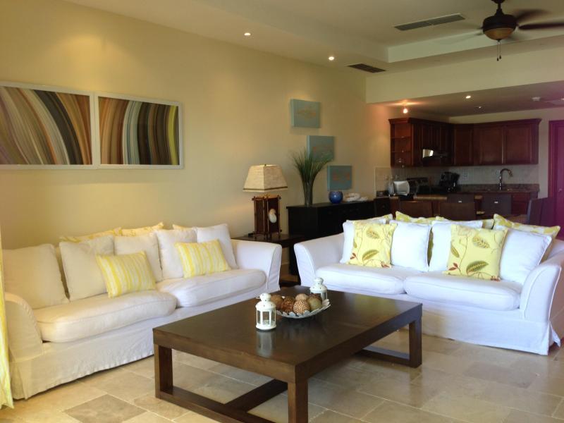 living room - Cap Cana Marina View - Punta Cana - rentals