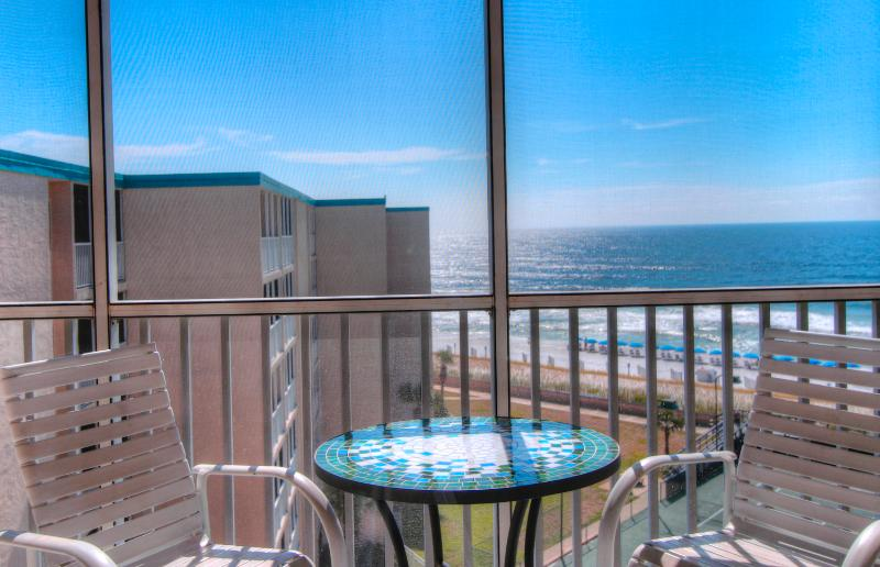 Hol. Surf & Racquet Club 711 - Book Online! Seventh Floor Gulf Views on Holiday Isle! 10% Off on Stays from Mar 1- Apr11! - Image 1 - Destin - rentals