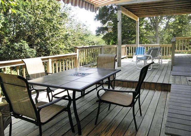 PET-FRIENDLY, PRIVATE, AND NEAR NATIONAL SEASHORE! - Image 1 - Eastham - rentals