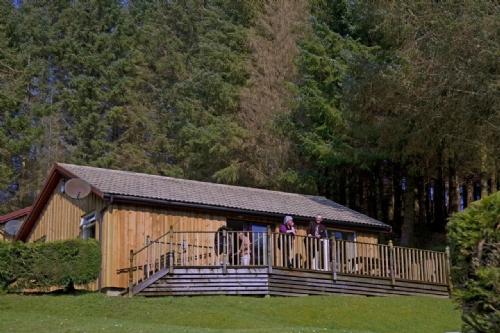 BEECH LODGE, Lerags Glen, Oban, Argyll, Scotland - Image 1 - Oban - rentals