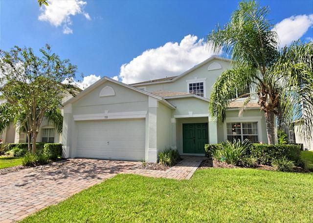 Front View - ON DISNEY'S DOORSTEP: 5 Bedroom Home with Complimentary WiFi - Davenport - rentals