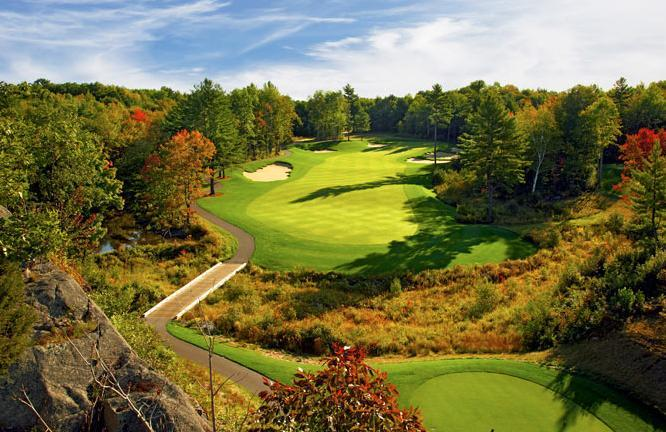 Award Winning Golf Course - Gorgeous 4 Bedroom Villa at Muskoka Bay Club - Gravenhurst - rentals