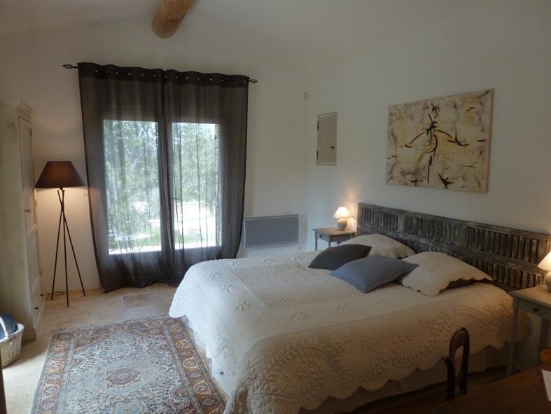 Les Terrasses - Gordes : room Perle - room Perle, Les Terrasses - Gordes, BnB, WiFi, heated pool, a.c. - Gordes - rentals