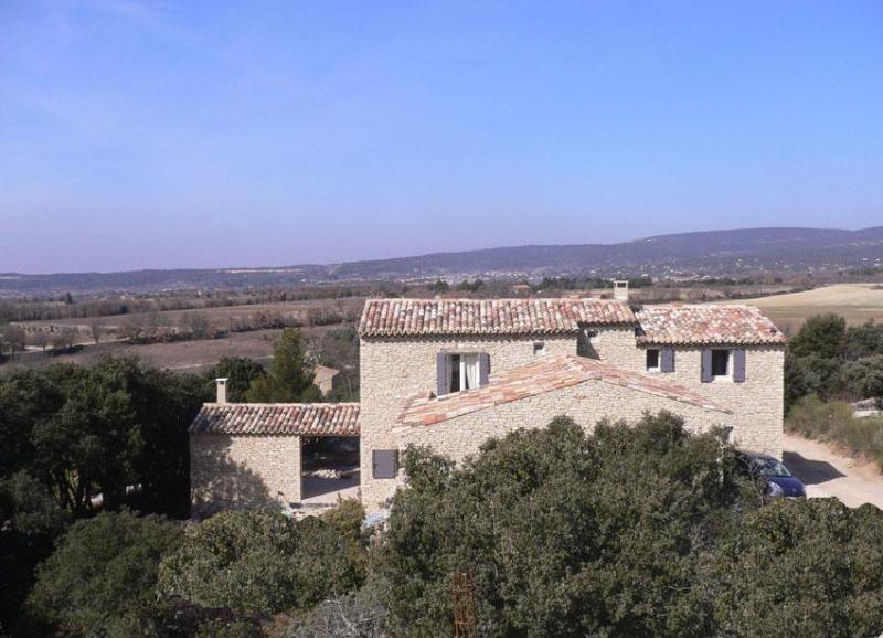 Villa à louer, piscine chauffée, Gordes, Luberon, Provence - Cozy Villa with a Pool and Grill at Gordes, Luberon, Provence - Gordes - rentals