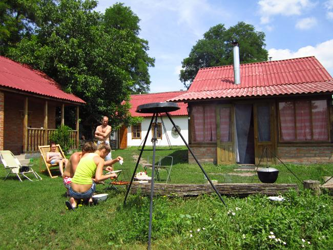 Barbecue - The Cossacks Outpost - Kiev - rentals