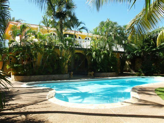 Villa Amarilla Playa el Agua Isla Margarita, großzügiger kinderfreundlicher Pool - Luxury Villa Amarilla Playa el Agua Isla Margarita - Playa el Agua - rentals