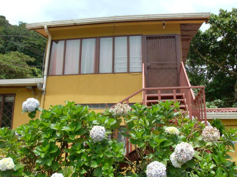 Entrance to Studio Apartment - Casa Balbi - Studio  Monteverde Cloud Forest - Monteverde Cloud Forest Reserve - rentals