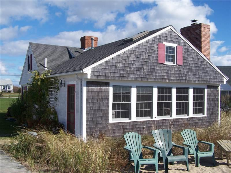 Waterfront/View on Bay! - WWATT - Image 1 - North Truro - rentals