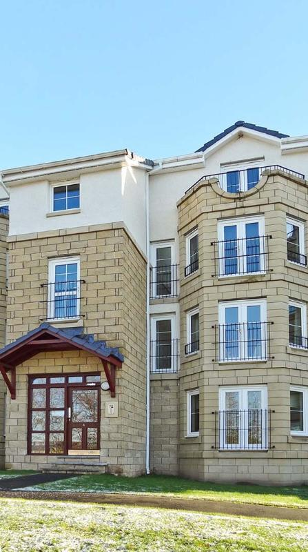 WEAVERS LINN, first floor apartment, modern facilities, close to village, near Melrose, Ref 20148 - Image 1 - Melrose - rentals