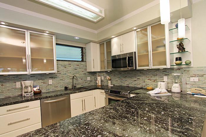 Kitchen - 2BR Poipu Oceanfront Condo, Kitchen, WiFi, 403A - Poipu - rentals