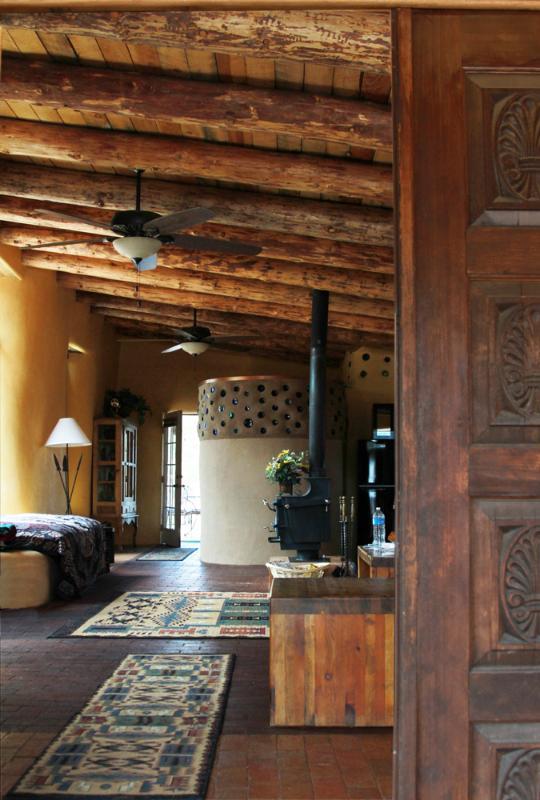 Tranquility Between Santa Fe & Taos - Image 1 - Cundiyo - rentals