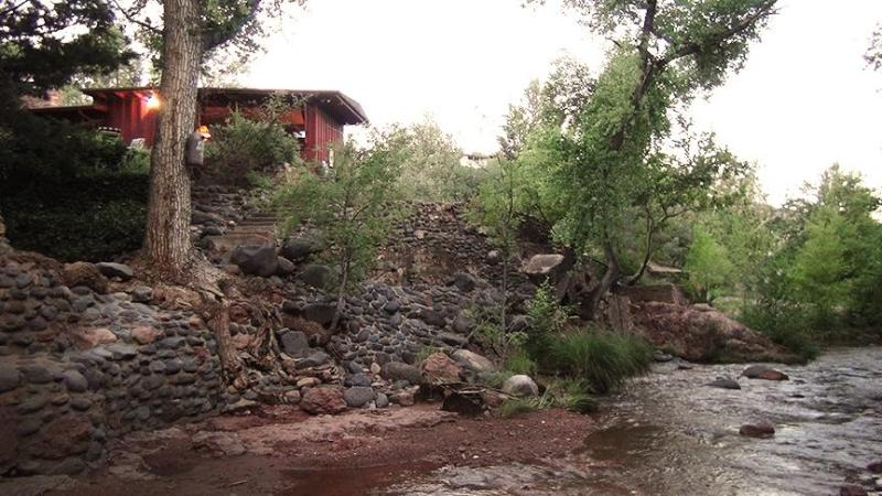 Chap's Enchanted Cozy Creek Cottage On The Water - Image 1 - Sedona - rentals