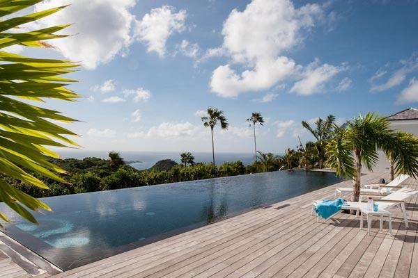 Exquisite hilltop Villa with panoramic views WV EGO - Image 1 - Gouverneur - rentals