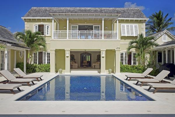 Greeted by a water feature and small bridge, enjoy the Sandy Lane Beach facility during your stay. WCV TRW - Image 1 - Barbados - rentals