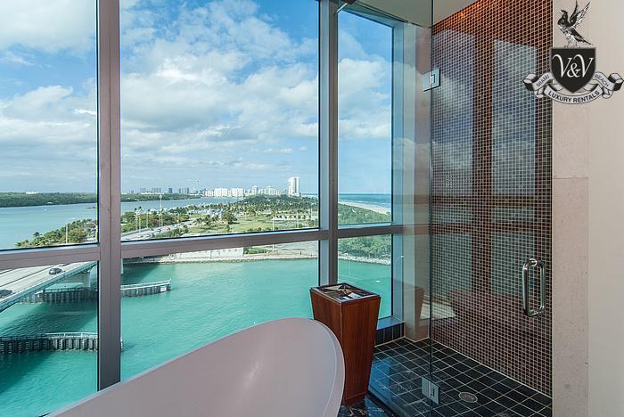 Suite Bathroom - OBH GRAND 2 BEDROOM SUITE!!! SLEEPS 6!!! 1 KING BED & 2 QUEEN BEDS!!! - Bal Harbour - rentals