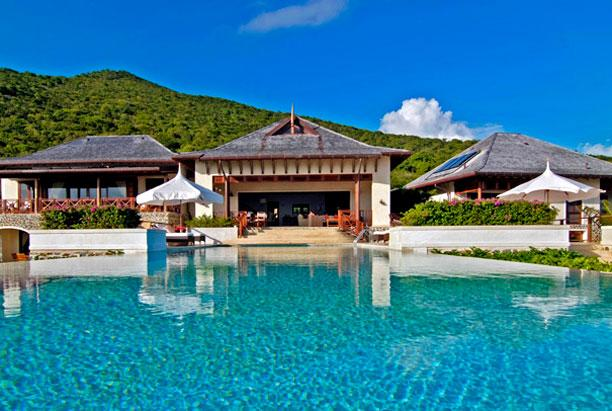 Canouan Island Villa Silver Turtle - An Ambience That Is Relaxing And Romantic. - Image 1 - Canouan - rentals