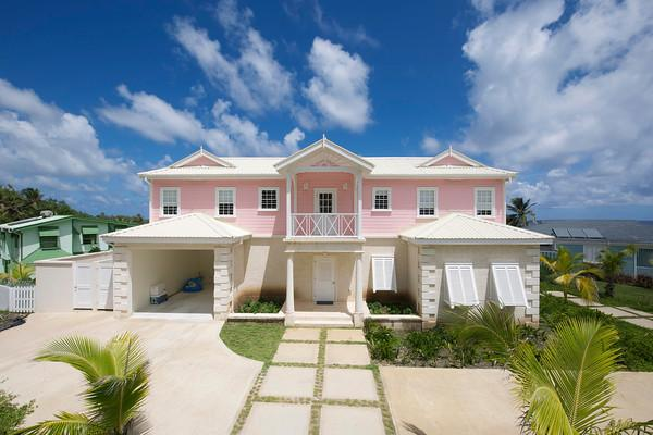 The Beach House at Cattlewash, St. Joseph, Barbados - Beachfront, Pool, Ocean Breezes - Image 1 - Barbados - rentals