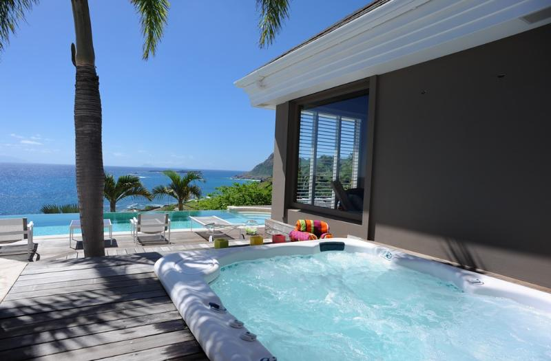Acamar at Toiny, St. Barths - Spectacular Ocean Views, Walk To Beach, Privacy - Image 1 - Saint Barthelemy - rentals