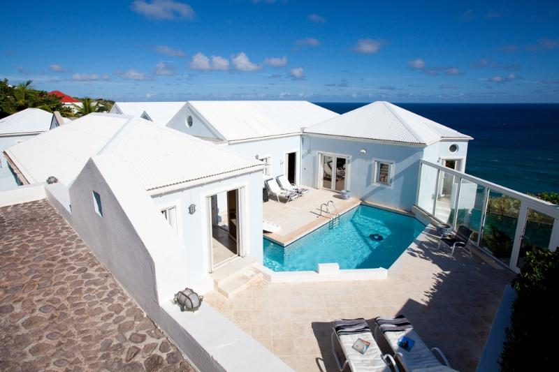 Au Vent at Pointe Milou, St. Barths - Ocean View, 2 Pools, Elegant and - Image 1 - Pointe Milou - rentals