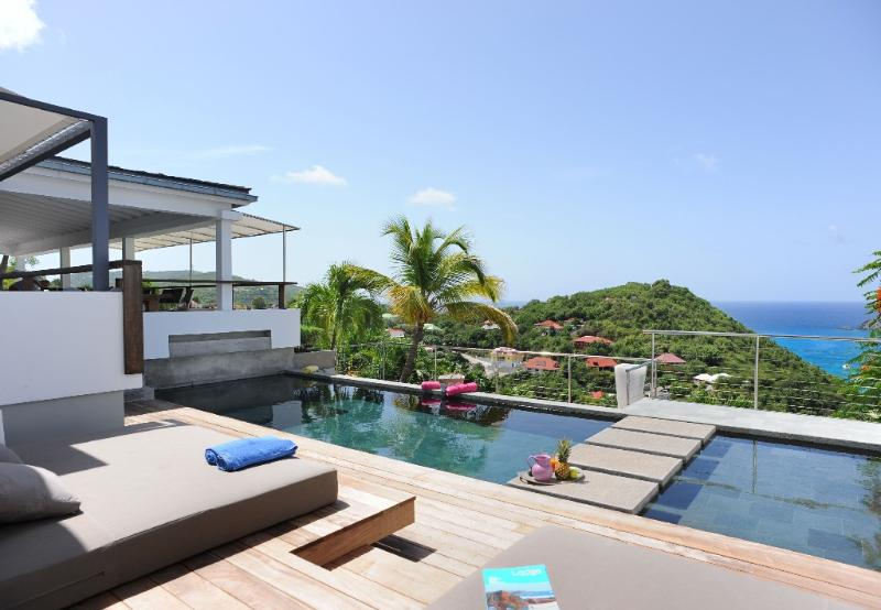 Casaprima at Colombier, St. Barths - Ocean View, Private, Contemporary - Image 1 - Colombier - rentals