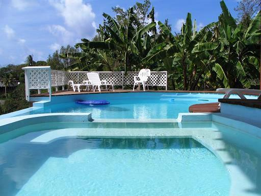 SunWest Villa, Whirlpool and Spa overlooking Caribbean Sea - SunWest Villas Breathtaking Views of Caribbean Sea - Gros Islet - rentals